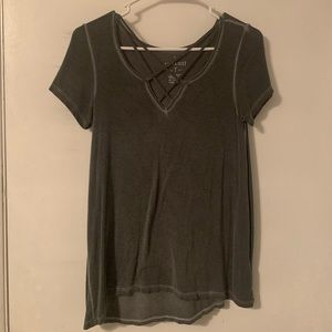 American Eagle Outfitters Soft&Sexy V-Neck T-Shirt